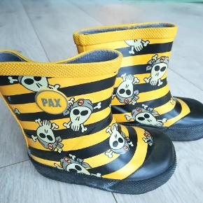 Pax gummistøvler i str 19.