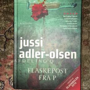Flaskepost fra P af Jussi Adler Olsen. Almindelige brugsspor.