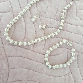 Perle smykker. byd