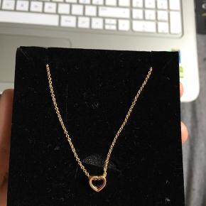 Sød guld halskæde. Har aldrig været brugt 🏅
