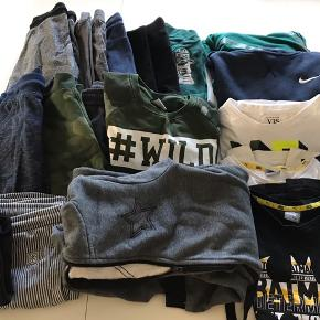 Blandet tøj