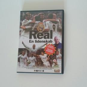 Real En lidenskab DVD