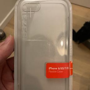 Fleksibelt gennemsigtig Cover til iPhone 6/6s/7/8