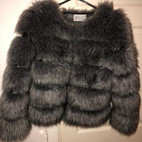 BYIC pels- & skindjakke