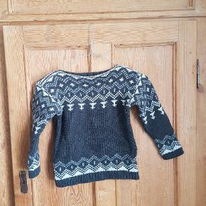 Den flotteste uld strik fra Mads nørgaard str 4 år