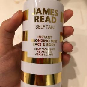 James Read selvbruner + Dove selvbruner.  Kan købes samlet for 100 kr. (sælger helst samlet) - begge er brugt en enkelt gang.