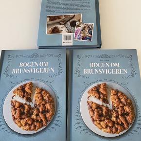 Brunsviger bogen. Kan købes hos forskellige bager til 199kr stk men jeg har disse nye bøger som jeg sælger for 100kr