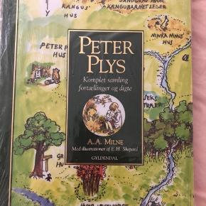 Ny  Komplet Peter plys