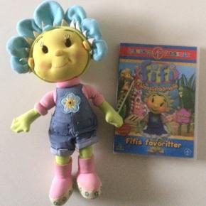 Fifi dvd og fifi bamsedukke