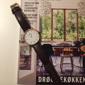 Armbåndsur fra By RC. Sælges billigt