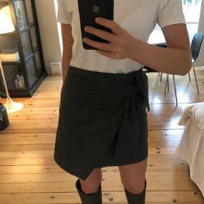 Wrap nederdel