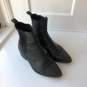 Sorte støvler fra Vagabond i str. 38