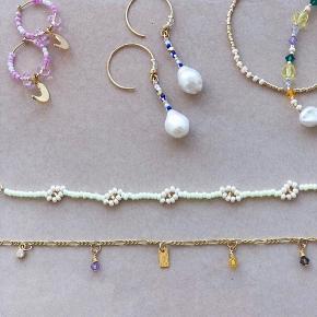 Fine smykker fra LoveLuna. Skriv for bestilling 🌸