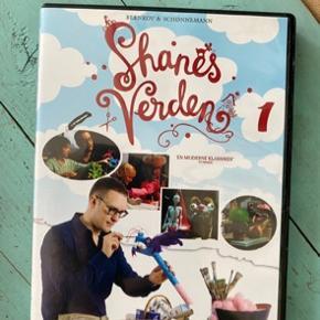 Shanes verden dvd  -fast pris -køb 4 annoncer og den billigste er gratis - kan afhentes på Mimersgade 111 - sender gerne hvis du betaler Porto - mødes ikke andre steder - bytter ikke
