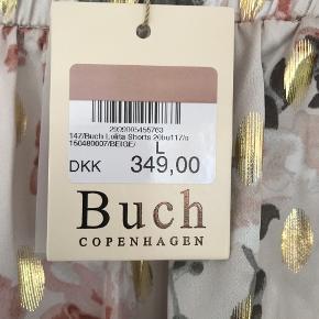 Super fede og lækre shorts i str L fra Buch Copenhagen