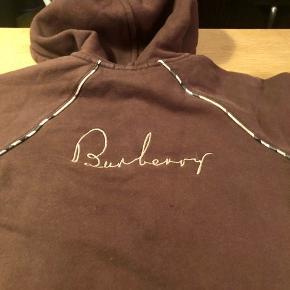 Super lækker gmb hættetrøje med lynlås, hoodie med Zip  Lidt vaskefnuller, ingen pletter eller huller Np 1100 kr