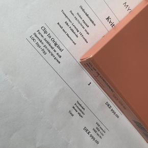 Extensions fra myextentions 150gram 50cm langt farve askeblond. Brugt 2 gange max. Ny prisen 999.