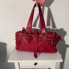 Mulberry læder taske