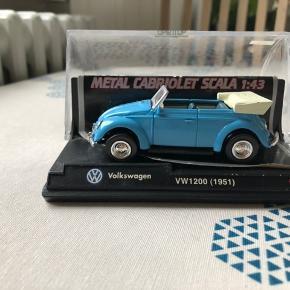Fin vintage model bil. Aldrig brugt. Har stået som pynt.