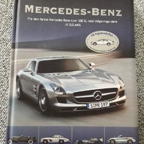 Mercedes Benz bog Næsten som ny  Fra røgfrit og dyrefrit hjem
