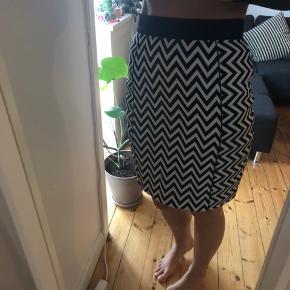 Fin nederdel med under nederdel så den sidder rigtig pænt.