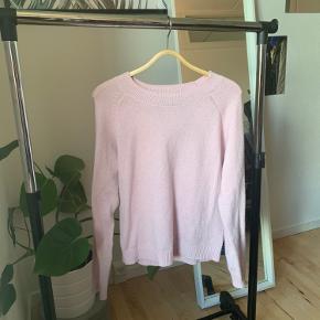 Fin lyserød/Rosa sweater 🌸