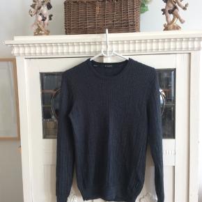 Lækker, lækker, blød sweater i 100% merinould!
