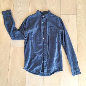 !Solid skjorteStr. M