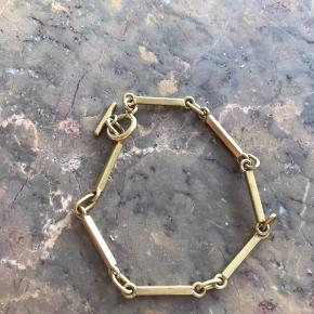 Smukt vintage armbånd forgyldt   Meet up Kbh/porto 10