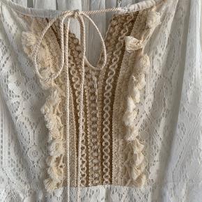 Utrolig fin kjole med palietter Str l/xl