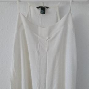 Fin, hvid sommertop 🌞🌱