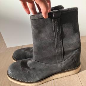 Skind støvler Str 38
