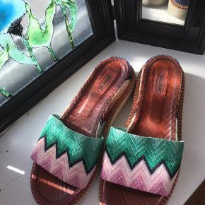 Missoni sandaler