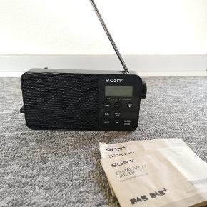 Sony Dab radio sælges da den ikke bliver brugt