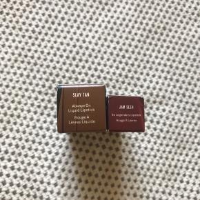 •Smashbox Always On Liquid Lipstick 4 ml - Slay Tan  •Smashbox Always On Liquid Lipstick 3g - Recognized  #Secondchancesummer