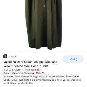 Valentino andet overtøj