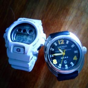 G-Shock ur / Locman Mare titanium