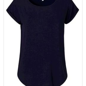 2 stk MbyM nisha t-shirts. Den sorte er brugt 1 gang og den rosa er aldrig brugt.  Prisen er for dem begge.  De er lavet af  95% micromodal og 5% elastan.  Køb flere ting og få rabat.