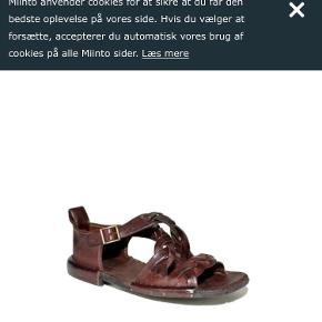 Bubetti sandaler