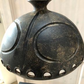 Flot retro stentøjslampe