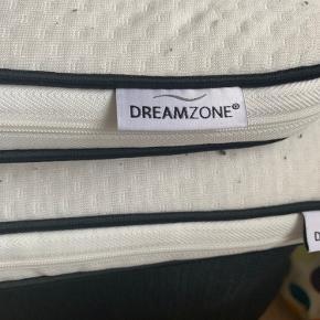 To stk. Dream zone topmadrasser 90*200