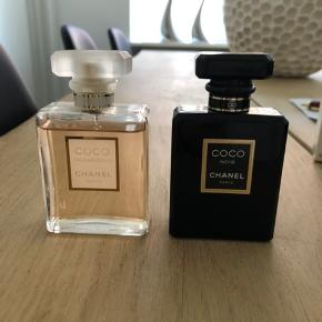 Købt sidste sommer. Der er brugt ca ligemeget af begge parfumer.
