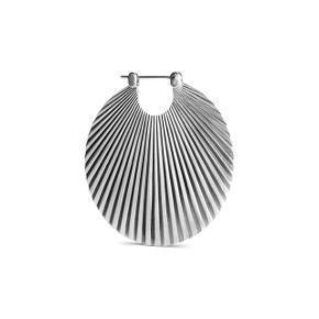 Jane Kønig Shell øreringe. Aldrig brugt. NP 1250kr