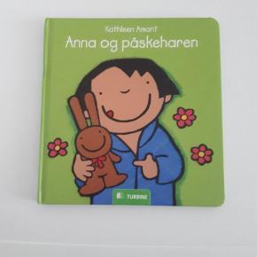 Kathleen Amant: Anna og påskeharen. Porto 38kr