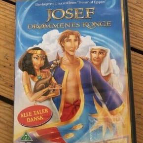 Josef drømmernes konge dvd -fast pris -køb 4 annoncer og den billigste er gratis - kan afhentes på Mimersgade 111 - sender gerne hvis du betaler Porto - mødes ikke andre steder - bytter ikke