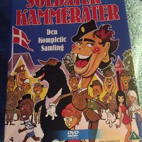 Soldater kammeraterne  Den komplette dvd samling
