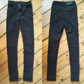 Cheap Monday - Second Skin Very Stretch Black Str. 26/30