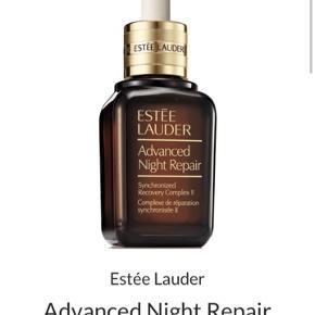 Advanced Night Repair serum fra Estée Lauder  Aldrig brugt! Kun taget ud af æsken for billede