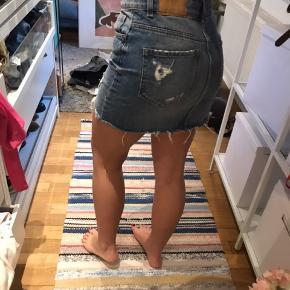 Fin denim nederdel fra zara 🙏🏼