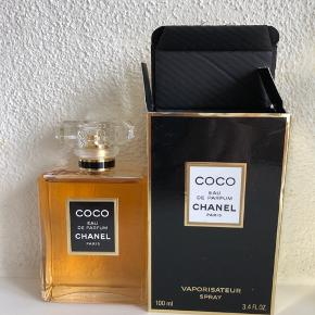 Ubrugt Coco Chanel Perfume,  100ml spray  Nedsat pris!